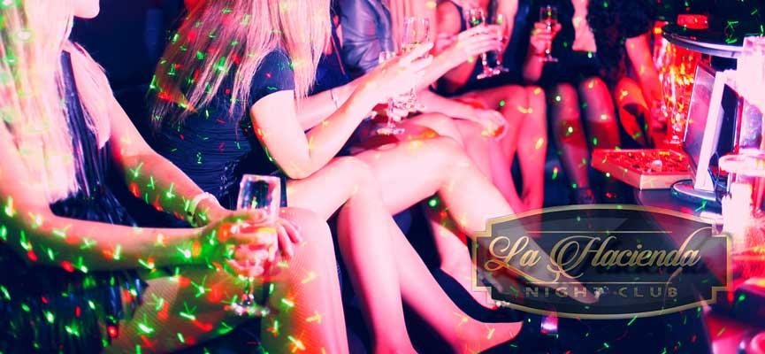Clubs open in Las Vegas